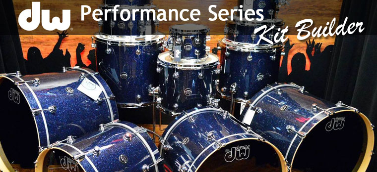 DW Performance Series Kit Builder