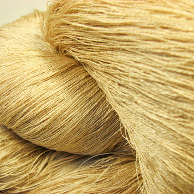 60/2 Golden Muga Silk Yarn by Sanjo Silk