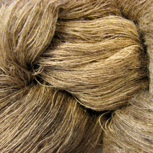 40-003 Silk Tussah Highlights yarn by Sanjo Silk