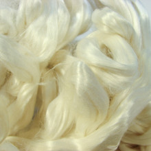 65% Silk 35% Linen Spinning Fibre by Sanjo Silk