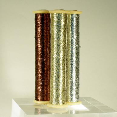 Japanese Metallic Yarn Set by Sanjo Silk
