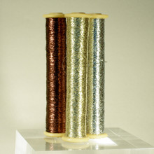 Japanese Metallic Yarn Set by Sanjo Silk