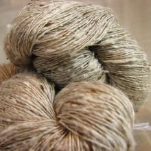 Silk Noil Fleck Yarn by Sanjo Silk