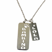 Doggie Dog Tag