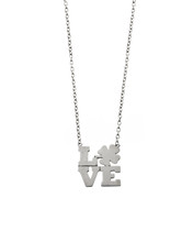 Clover Love Necklace