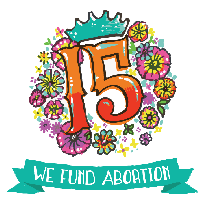 Lilith Fund 15th Anniversary Logo