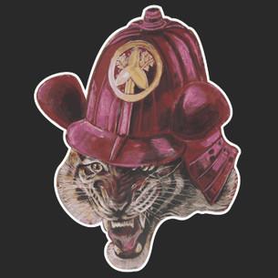 Dave Lamplugh - Fireman Tiger Tee