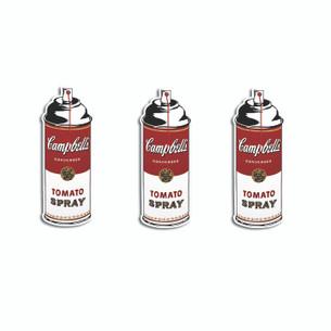 Banksy - Tomato Spray Sticker Pack
