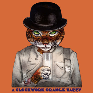 """A Clockwork Orange Tabby"" by Chet Phillips."