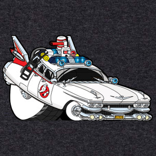 """Ecto"" by Phil's Garage Illustration."