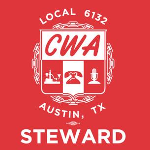 Logo detail.