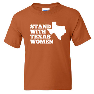 Stand With Texas Women Tee