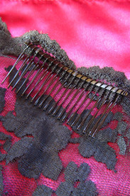 Add a Sewn-in Comb