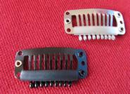 Individual Mini-Comb Snap Clip
