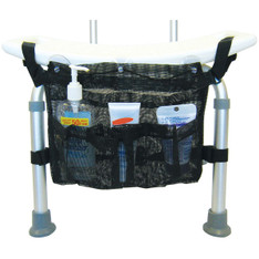 Vinyl Mesh Bather Pouch - 10267-1