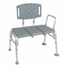 Heavy Duty Bariatric Plastic Seat Transfer Bench - 12025kd-1