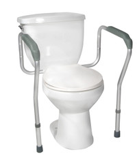 Bathroom Safety - Toilet Safety Frames - Assistive Devices, Inc.