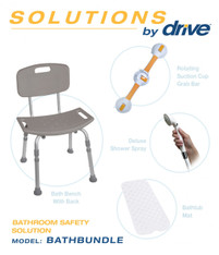 Bathroom Safety Solution - bathbundle