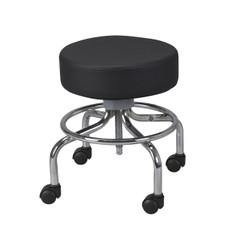 Wheeled Round Stool - 13034