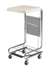 Hamper Stand with Poly Coated Steel - 13070