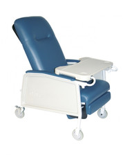 3 Position Blue Ridge Geri Chair Recliner - d574-br