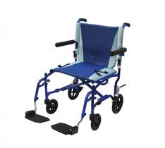 TranSport Aluminum Transport Wheelchair - ts19