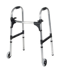 Adult Light Weight Paddle Walker with Wheels - 10293