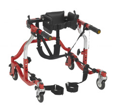 Tyke Comet Red Anterior Gait Trainer - co 2200