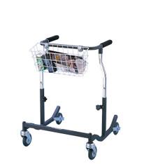 Adult Black Anterior Safety Roller - ce 1000 bk