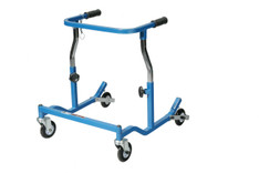 Pediatric Blue Anterior Safety Roller - pe 1000 bl
