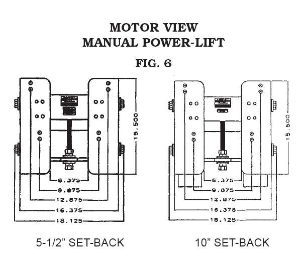 ML-65 Dimension