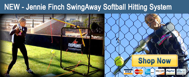 Jennie Finch SwingAway