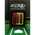 Zone-In Pitching Target