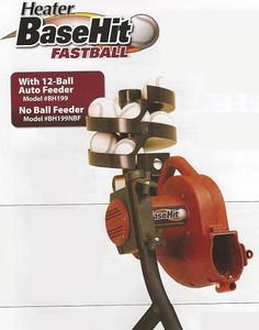 basehit baseball pitching machine