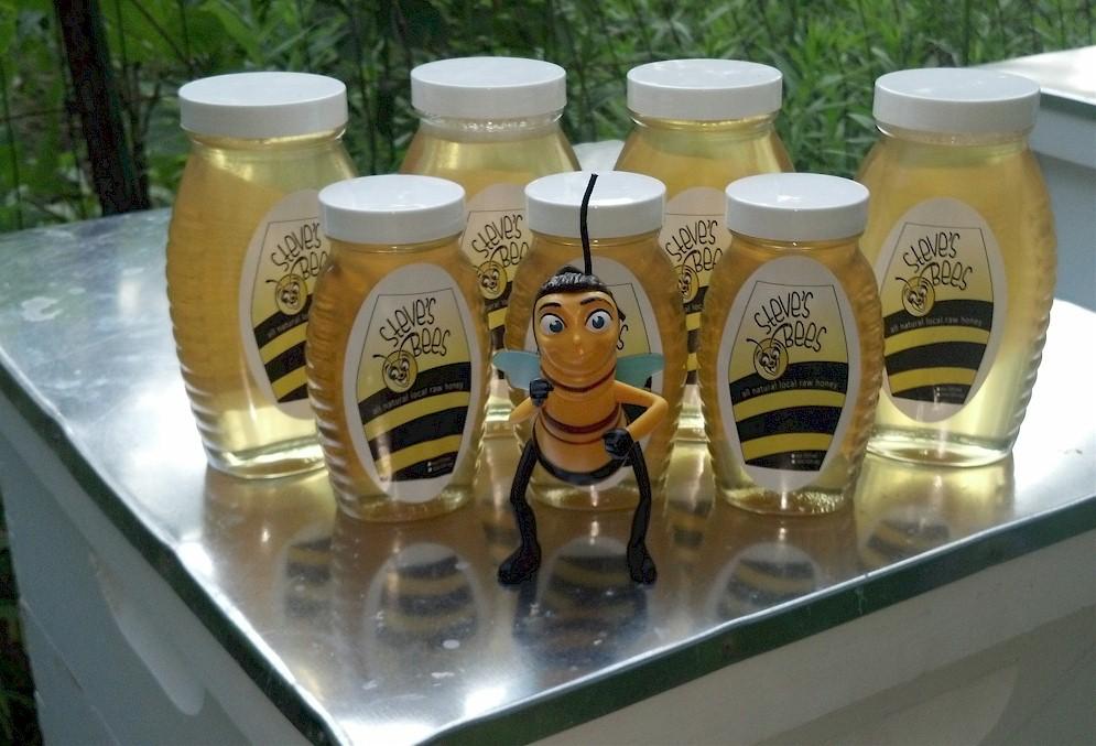 Steve's Bees Honey