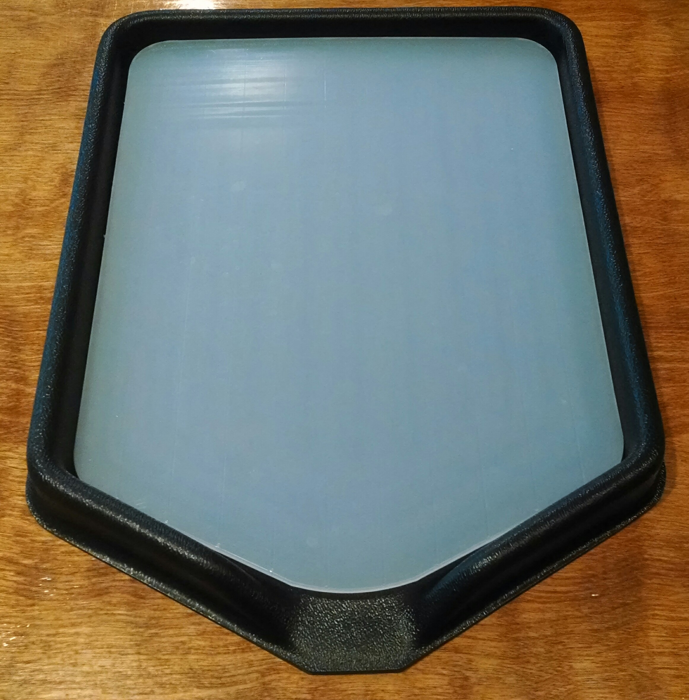 Draining Tray with Insert