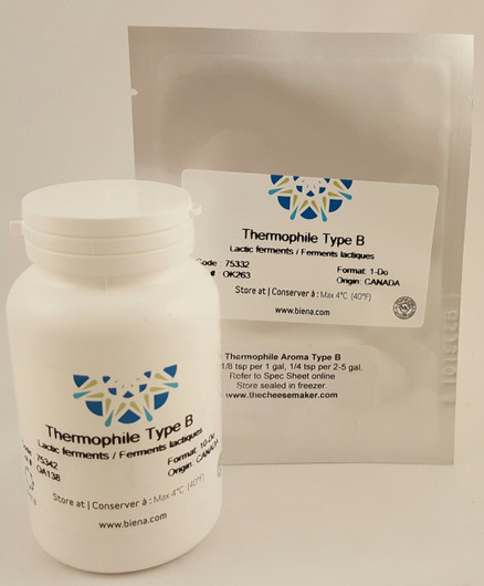 Thermophile Aroma Culture Type B