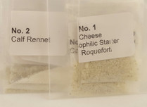Blue Cheese Making Culture/Mold/Rennet Packets Including eBook