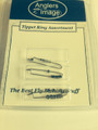 Tippet Rings Assorted 5/64-3/32-1/8~ 30 Rings Total