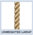 New England Unweighted Lariat Rope