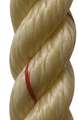 New England Traditional Lariat Rope with Red Tracer