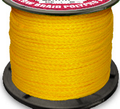 Hollow Braid Polypropylene - Yellow
