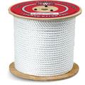3 strand nylon white