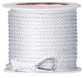 Anchor Lines 3 strand nylon twisted