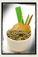 """Wondrous Wicks"" Lemongrass Sage 4 OZ - Burns 20-25 Hours!"