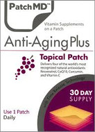 Anti-Aging Plus Topical Patch