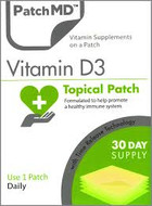 Vitamin D3 Topical Patch