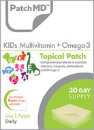 KIDs Multivitamin + Omega-3 Topical Patch - SALE