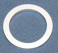 BC/Wing Gasket - White - Fits Seaquest and Others
