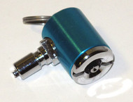 Tire Inflator - Blue Color